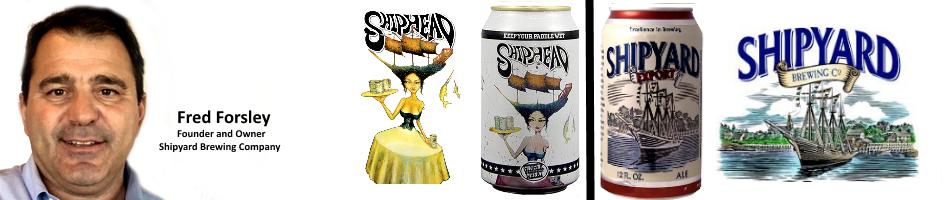 USA: Shipyard Brewing files trademark lawsuit against Shiphead beer