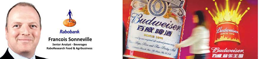 USA/China: China consumes more Budweiser than the US