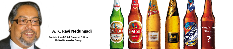 India United Breweries To Challenge Carlsberg With Kingfisher Storm