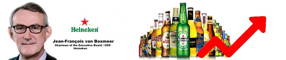 Netherlands: Heineken reports strong growth - Inside Getränke