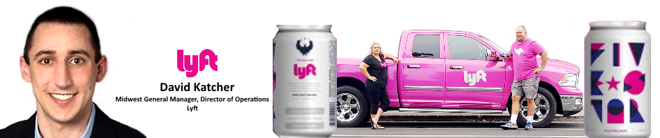 USA: Lyft offers beer to encourage ride sharing service - Inside ...
